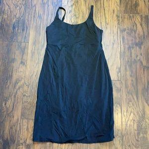 Flexees Black Slip Shapewear Dress